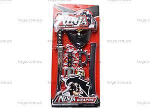 Игровой набор Ninja с мечом, RZ1248