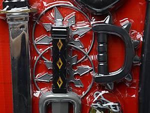 Игровой набор Ninja с мечом, RZ1248, фото