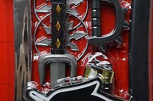 Игровой набор Ninja с мечом, RZ1248, отзывы