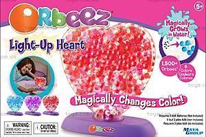 Игровой набор Orbeez Light Up Heart, 47090, купить