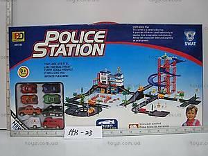 Игровой набор «Отделение полиции», 5513-23