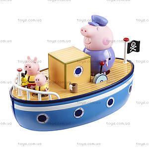Игровой набор Peppa «Морское приключение», 15558, купить