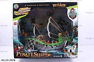 Игровой набор «Пиратский корабль», 50898A