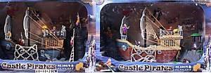 Игровой набор «Пиратский корабль», с пиратами, 50878C