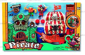 Игровой набор «Пиратский остров», K10763