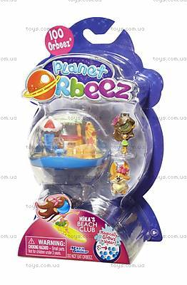 Игровой набор Planet Orbeez Beach Playset, 47245