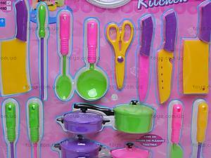 Игровой набор «Плита и посуда», 910C, купить
