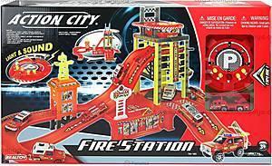 Игровой набор «Пожарная часть», 28114
