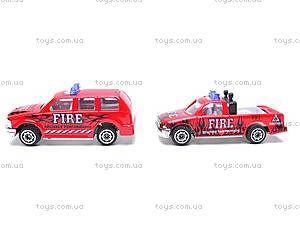 Игровой набор «Пожарная служба», 89207, купить