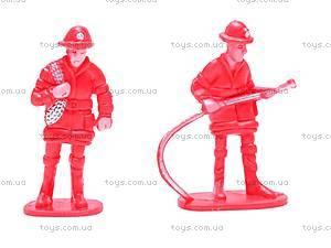 Игровой набор «Пожарная служба», 89207, фото