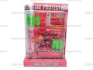 Игровой набор «Пожарная служба», 89207, игрушки