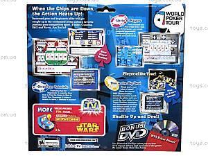 Игровой набор «Покер для телевизора», 59072, фото