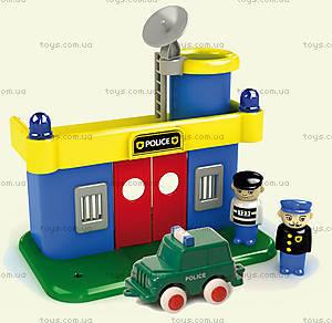 Игровой набор «Полицеская станция», 5560