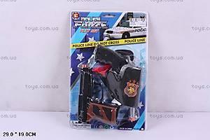 Игровой набор «Полиция», 2222-08