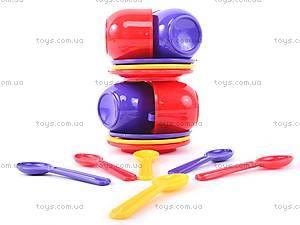 Игровой набор «Посуда», 18 предметов, Юника, детские игрушки