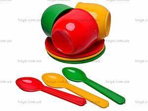 Игровой набор «Посуда», 18 предметов, Юника, игрушки