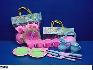 Игровой набор «Посуда», в сумочке, 418A/B