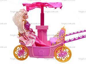 Игровой набор «Принцесса и карета», M8001, отзывы