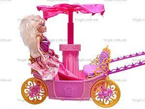 Игровой набор «Принцесса и карета», M8001, цена
