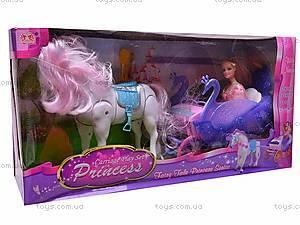 Игровой набор «Принцесса в карете», 38386, купить