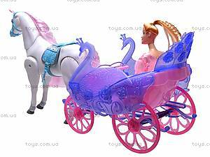 Игровой набор «Принцесса в карете», 38386, фото