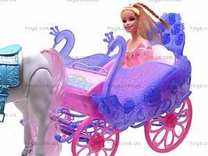Игровой набор «Принцесса в карете», 38386, отзывы