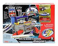 Игровой набор Realtoy «Международный аэропорт», 28542, детский