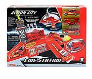 Игровой набор Realtoy «Пожарная станция», 28535, купить