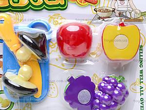 Игровой набор «Резка овощей и фруктов», 5588-2E, купить
