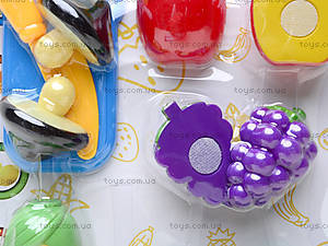 Игровой набор «Резка овощей и фруктов», 5588-2E, фото