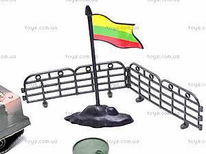 Игровой набор «Русский спецназ», 3031, детские игрушки