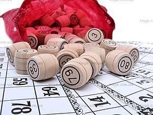 Игровой набор «Русское лото», из дерева, , отзывы