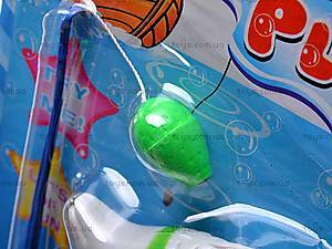 Игровой набор «Рыбалка», 4 рыбки, 2618-2/4/5/9, детские игрушки