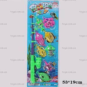 Игровой набор «Рыбалка», 8 животных, 777-1