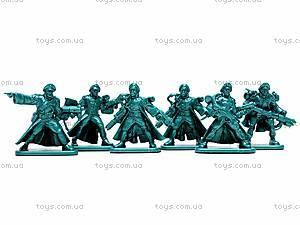 Игровой набор с фигурками «Пираты Маркуса», 638, детские игрушки