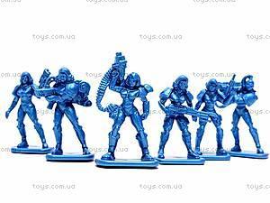 Игровой набор с фигурками «Спецназ планеты Фелиция», 640, отзывы
