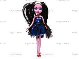 Игровой набор с куклами Monster High, 666-3