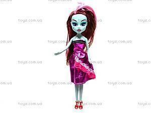 Игровой набор с куклами Monster High, 666-3, фото