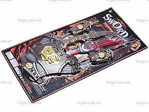 Игровой набор с луком и доспехами, 8820-4