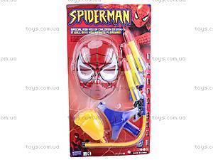 Игровой набор с маской «Человек-паук», 5110