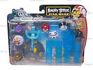 Игровой набор с музыкой «Angry Birds», 9199