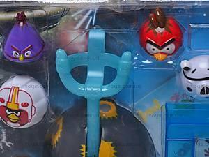 Игровой набор с музыкой «Angry Birds», 9199, отзывы