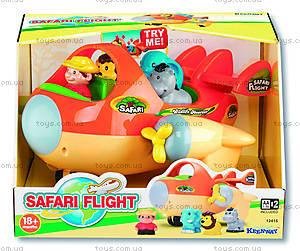 Игровой набор «Сафари» с самолетом, K12415
