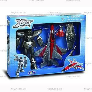 Игровой набор «Самолет, робот-трансформер», 82020R