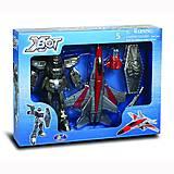 Игровой набор «Самолет, робот-трансформер», 82020R, фото