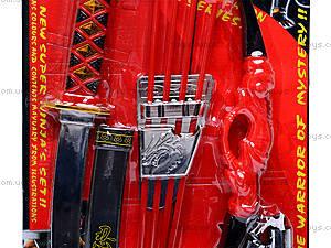 Игровой набор «Самурай», RZ1161, отзывы
