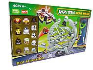 Игровой набор серии Angry Birds, 7776A, отзывы