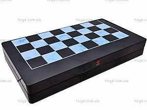 Игровой набор «Шахматы, нарды, шашки», TL1001, купить
