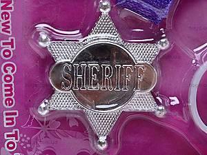 Игровой набор «Шериф», ZT9981-14, фото