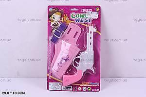 Игровой набор «Шериф», для девочки, ZT9981-11